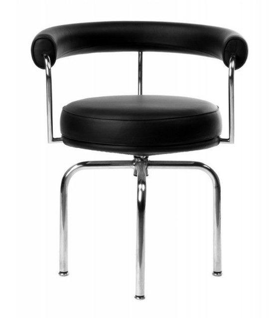 riedizione-sedia-lc7-girevole-di-le-corbusier-in-acciaio-cromato-rivestita-in-vera-pelle-italiana